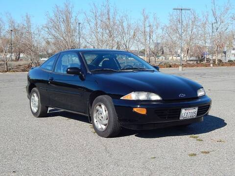 1999 Chevrolet Cavalier for sale at Crow`s Auto Sales in San Jose CA