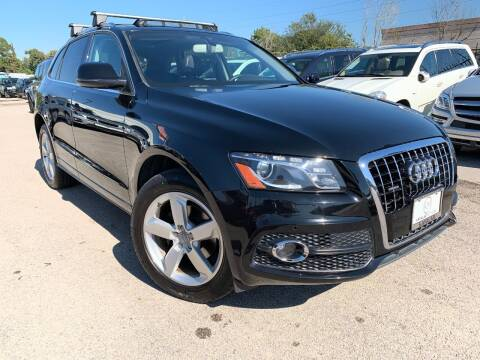 2012 Audi Q5 for sale at KAYALAR MOTORS in Houston TX