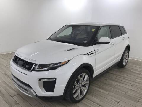 2017 Land Rover Range Rover Evoque for sale at TRAVERS GMT AUTO SALES - Traver GMT Auto Sales West in O Fallon MO