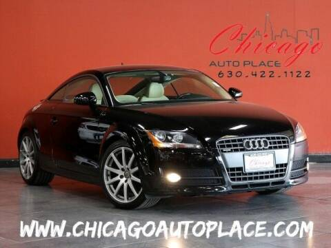 2010 Audi TT for sale at Chicago Auto Place in Bensenville IL