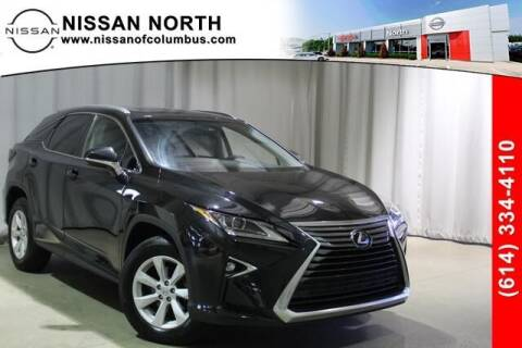 2017 Lexus RX 350 for sale at Auto Center of Columbus in Columbus OH