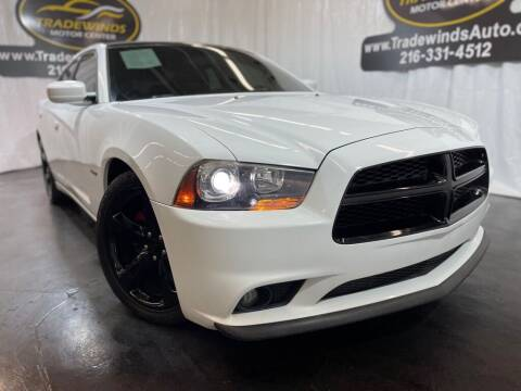 2014 Dodge Charger for sale at TRADEWINDS MOTOR CENTER LLC in Cleveland OH