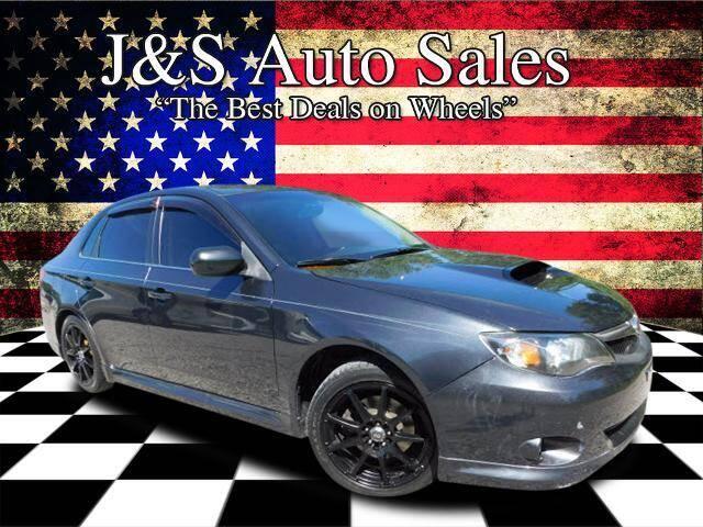 2009 Subaru Impreza for sale at J & S Auto Sales in Clarksville TN