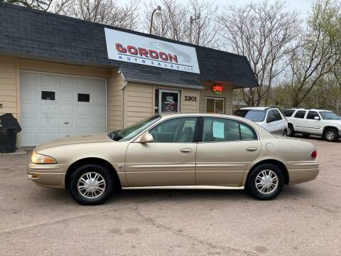 2005 Buick LeSabre for sale at Gordon Auto Sales LLC in Sioux City IA