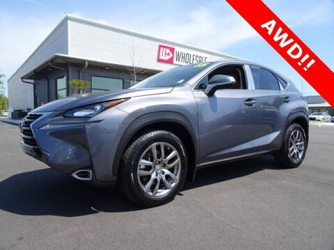 2015 Lexus NX 200t for sale at Wholesale Direct in Wilmington NC