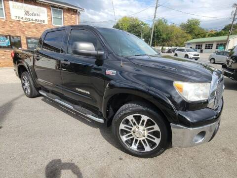2013 Toyota Tundra for sale at McAdenville Motors in Gastonia NC