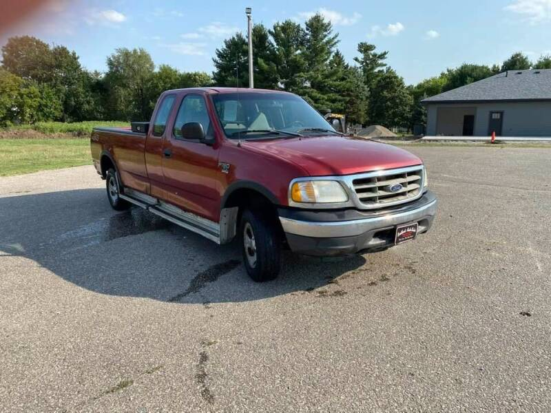 2001 Ford F-150 for sale at BROTHERS AUTO SALES in Hampton IA