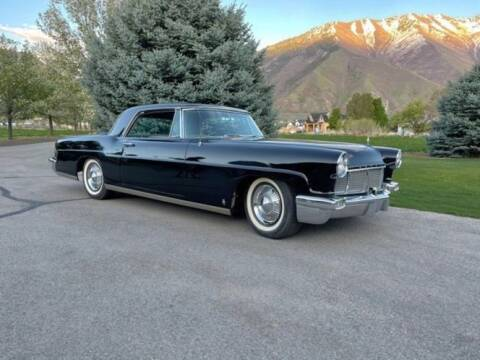 1956 Lincoln Continental for sale at Classic Car Deals in Cadillac MI