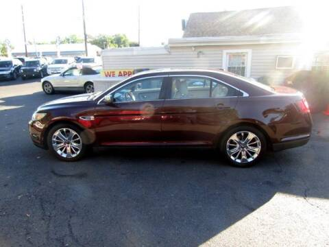 2012 Ford Taurus for sale at American Auto Group Now in Maple Shade NJ