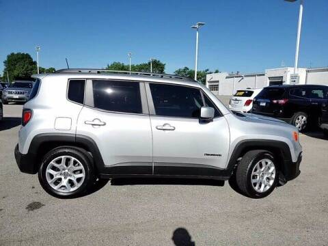 2018 Jeep Renegade for sale at Hawk Chevrolet of Bridgeview in Bridgeview IL