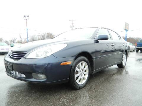 2002 Lexus ES 300 for sale at Auto House Of Fort Wayne in Fort Wayne IN