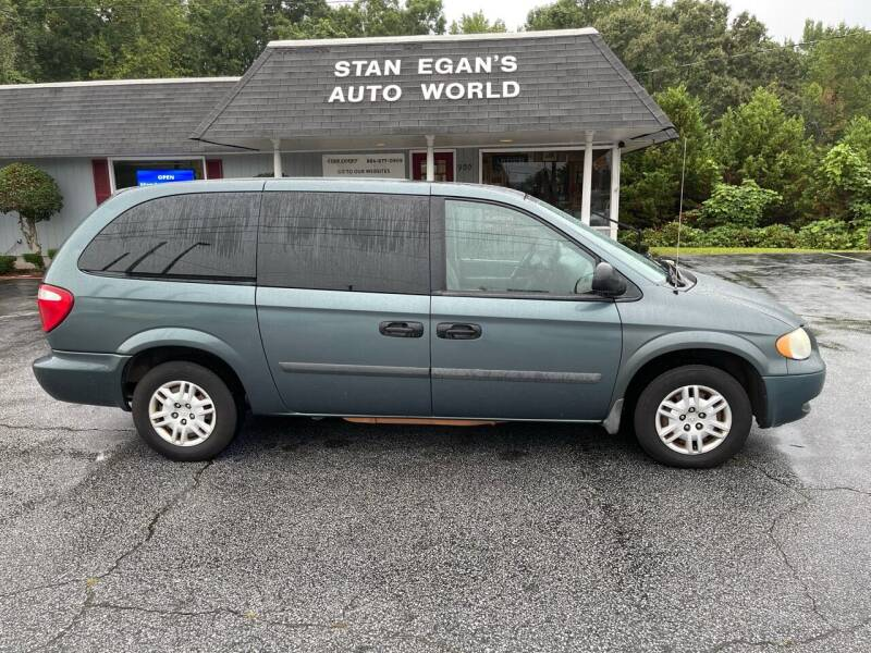 2007 Dodge Grand Caravan for sale at STAN EGAN'S AUTO WORLD, INC. in Greer SC