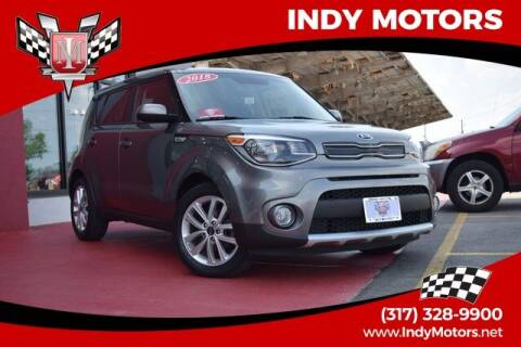 2018 Kia Soul for sale at Indy Motors Inc in Indianapolis IN
