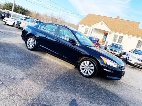 2011 Honda Accord for sale at New Wave Auto of Vineland in Vineland NJ