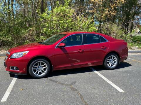 2013 Chevrolet Malibu for sale at Chris Auto South in Agawam MA