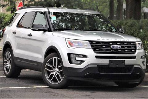 2017 Ford Explorer for sale at Jersey Car Direct in Colonia NJ