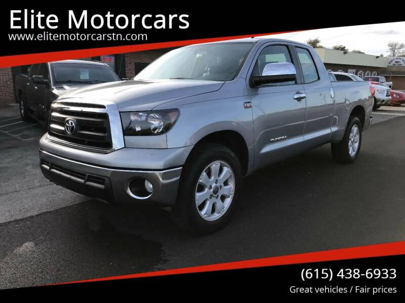 2010 Toyota Tundra for sale at Elite Motorcars in Smyrna TN