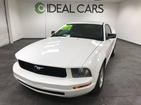 2006 Ford Mustang for sale at Ideal Cars Broadway in Mesa AZ