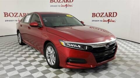 2019 Honda Accord for sale at BOZARD FORD in Saint Augustine FL