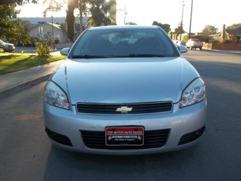 2011 Chevrolet Impala for sale at Top Notch Auto Sales in San Jose CA