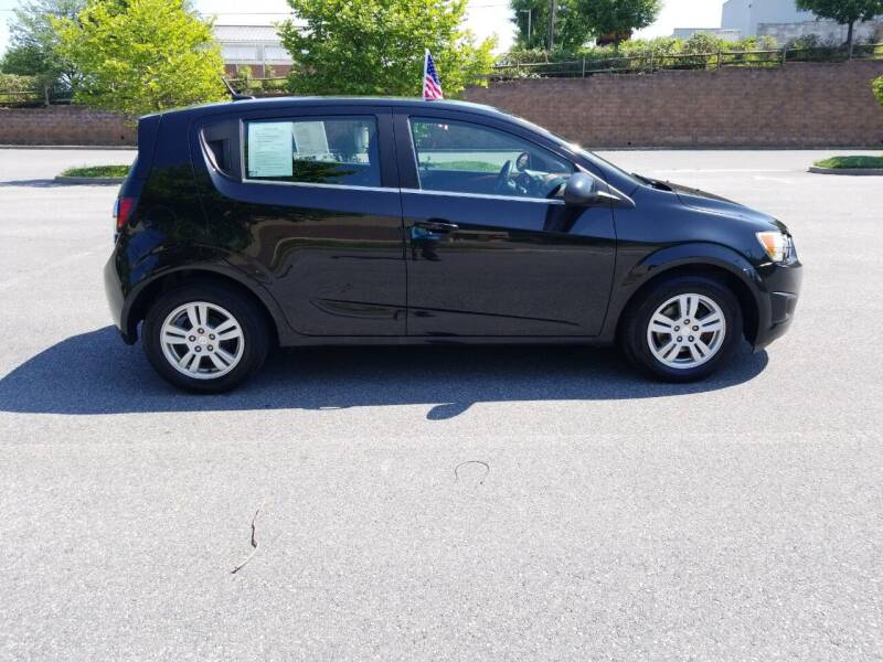 2013 Chevrolet Sonic for sale at Lehigh Valley Autoplex, Inc. in Bethlehem PA