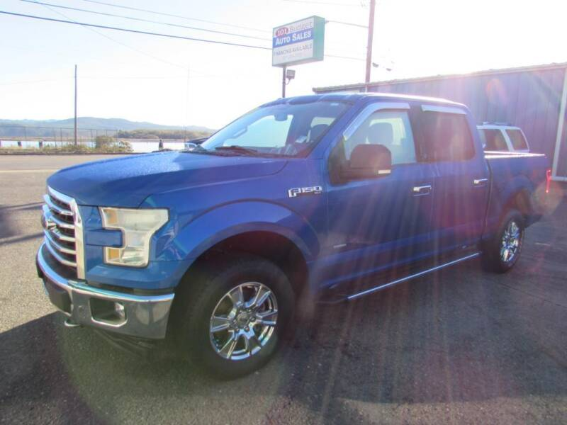 2015 Ford F-150 for sale at 101 Budget Auto Sales in Coos Bay OR