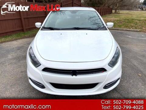 2016 Dodge Dart for sale at Motor Max Llc in Louisville KY