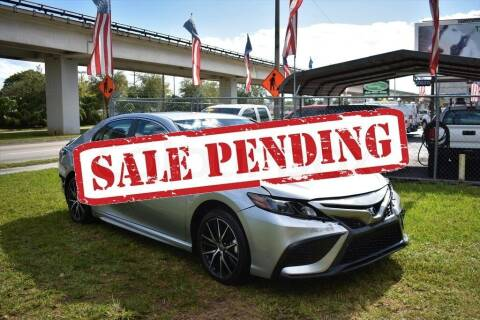 2021 Toyota Camry for sale at STS Automotive - Miami, FL in Miami FL