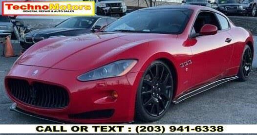 2008 Maserati GranTurismo for sale at Techno Motors in Danbury CT