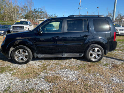 2013 Honda Pilot for sale at Bobby Lafleur Auto Sales in Lake Charles LA