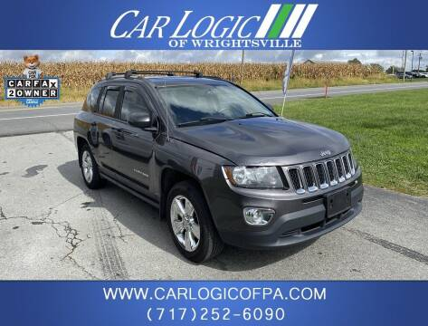 2014 Jeep Compass for sale at Car Logic in Wrightsville PA