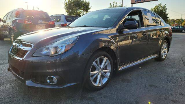 2013 Subaru Legacy for sale at Tri City Auto Mart in Lexington KY