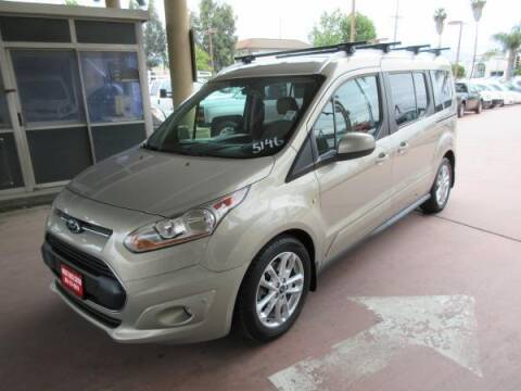 2014 Ford Transit Connect Wagon for sale at Norco Truck Center in Norco CA