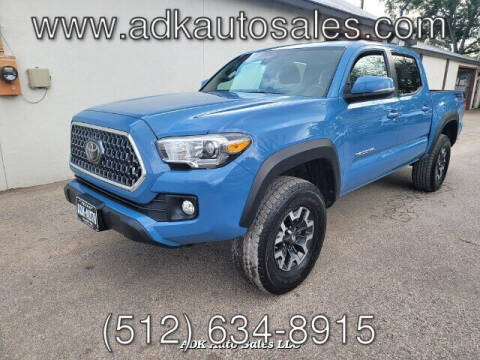 2019 Toyota Tacoma for sale at ADK AUTO SALES LLC in Austin TX