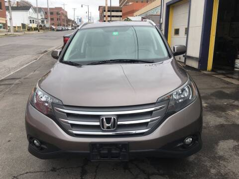 2013 Honda CR-V for sale at B&T Auto Service in Syracuse NY