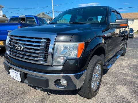 2010 Ford F-150 for sale at Volare Motors in Cranston RI