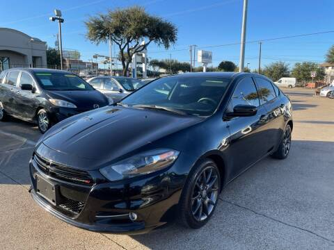 2015 Dodge Dart for sale at CityWide Motors in Garland TX