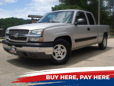 2004 Chevrolet Silverado 1500 for sale at Car Store Of Gainesville in Oakwood GA