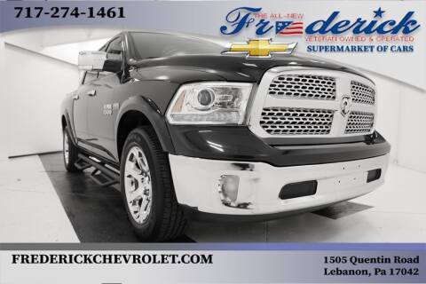 2016 RAM Ram Pickup 1500 for sale at Lancaster Pre-Owned in Lancaster PA
