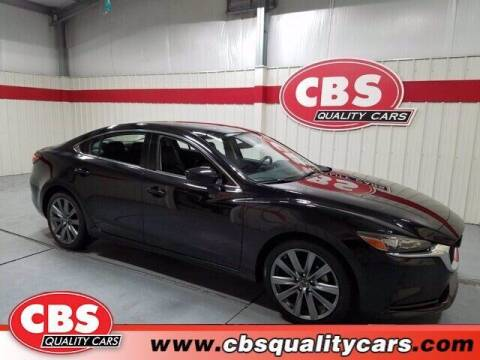 2019 Mazda MAZDA6 for sale at CBS Quality Cars in Durham NC