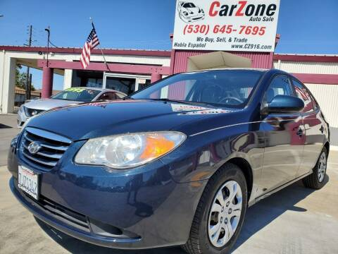 2010 Hyundai Elantra for sale at CarZone in Marysville CA