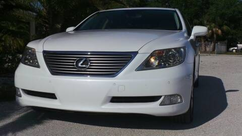 2008 Lexus LS 460 for sale at Southwest Florida Auto in Fort Myers FL