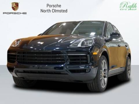 2021 Porsche Cayenne for sale at Porsche North Olmsted in North Olmsted OH
