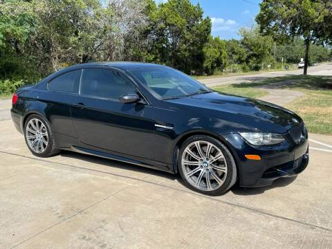 2009 BMW M3 for sale at Luxury Motorsports in Austin TX