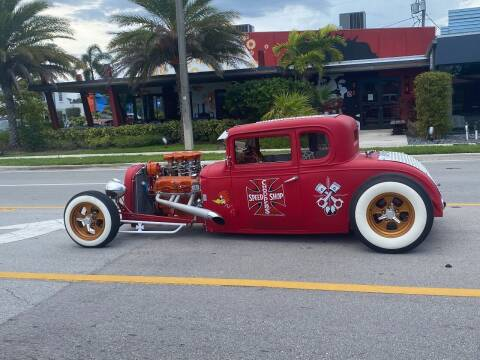 1932 Chevrolet COUPE for sale at BIG BOY DIESELS in Ft Lauderdale FL
