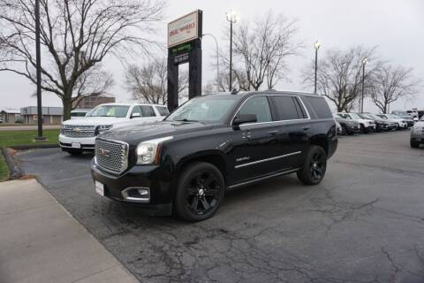 2016 GMC Yukon for sale at Ideal Wheels in Sioux City IA