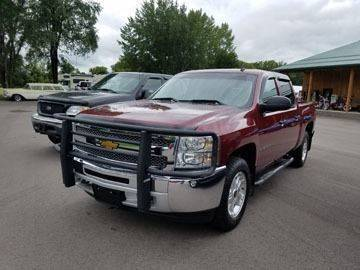 2013 Chevrolet Silverado 1500 for sale at Pro Auto Sales and Service in Ortonville MN