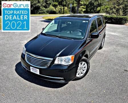 2014 Chrysler Town and Country for sale at Brothers Auto Sales of Conway in Conway SC