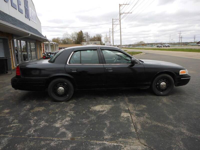 2011 Ford Crown Victoria for sale at Cycle M in Machesney Park IL