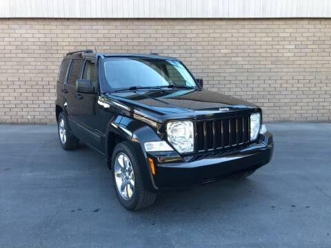 2008 Jeep Liberty for sale at MK Motors in Sacramento CA